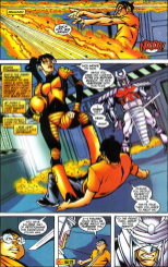 Sunfire & Big Hero Six #2-Captured, But In Need Of Assistance!