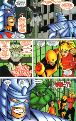 Sunfire & Big Hero Six #3-Now I Know What I'm Up Against!