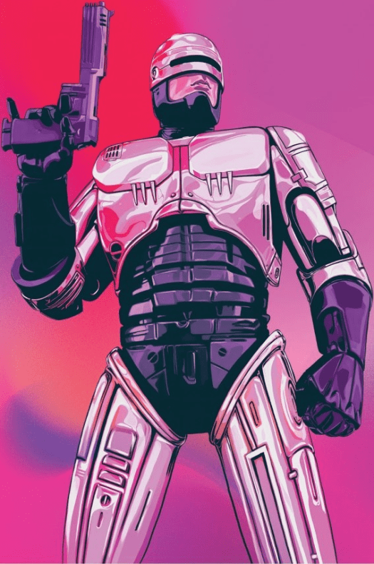 robocop-the hope of law enforcement!