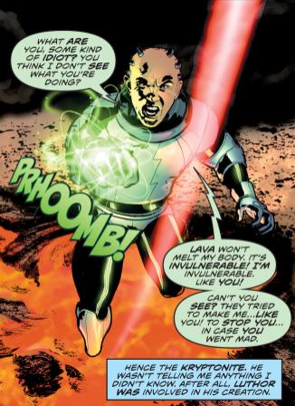 D.O.S. Issue #1-I'm Invincible, Superman!