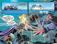 D.O.S. Issue #11-Fear My Undersea Armada!