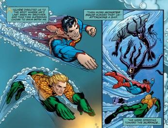D.O.S. Issue #11-Lead The Way, Aquatic Amigo!