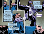D.O.S. Issue #2-Parasite Pounce!