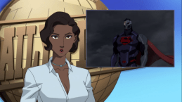 Cat Grant-He Is The True Superman!