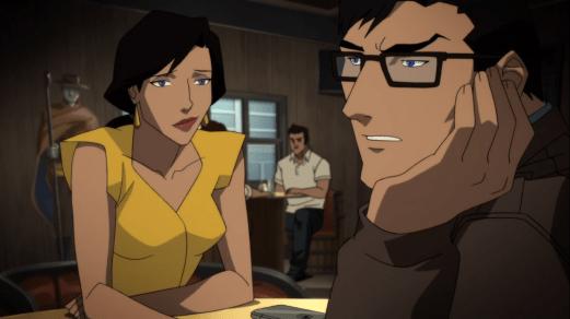 Clark Kent-Duty Calls!
