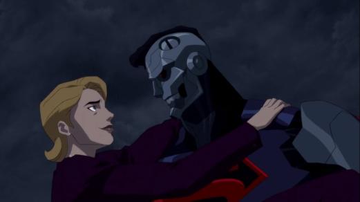 Cyborg Superman-Consider Yourself Saved, Madam President!