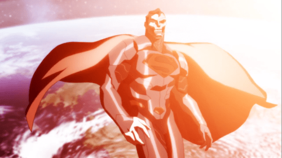 Cyborg Superman-Nuclear War Averted!