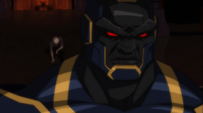Darkseid-Everything That Happened Is Because Of Me!