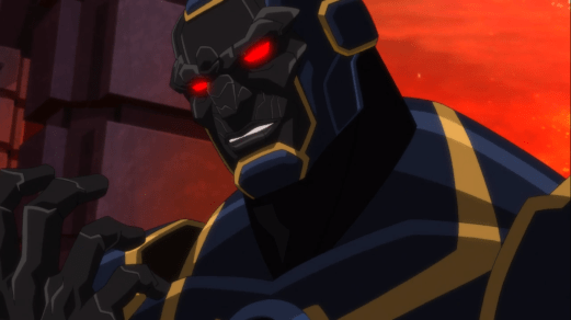 Darkseid-I Get Killing Rights On Superman!