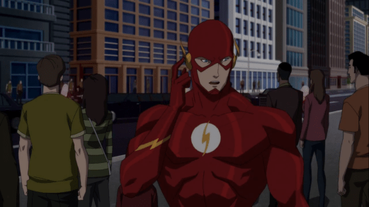 Flash-Now We're Super Bodyguards!