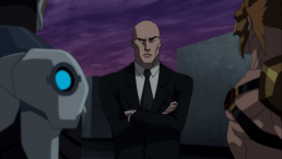 Lex Luthor-You're Welcome, By The Way!