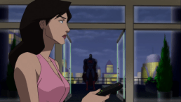Lois Lane-An Otherworldly Arrival!
