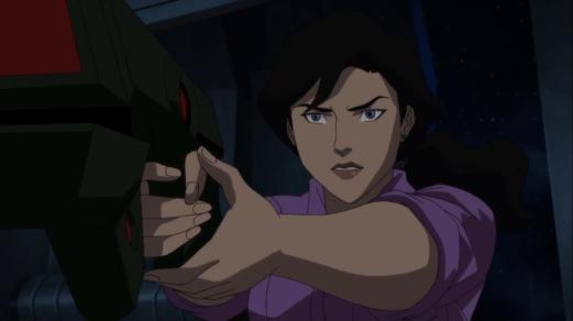 Lois Lane-Back Off, Hank!