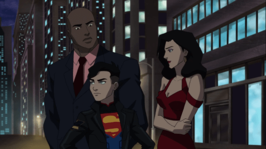 Lois Lane-I Have Some Questions, Gentlemen!