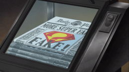 Lois Lane-The Word Is Out!