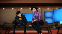 Superboy-Making Some Amends With Lois!
