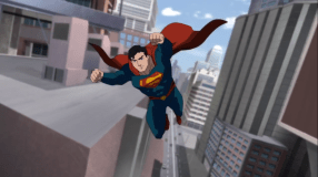 Superman-It's Good To Be Back, Metropolis!