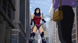 Wonder Woman-Transformation Complete!