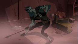 Abe Sapien-Gotta Help Hellboy!