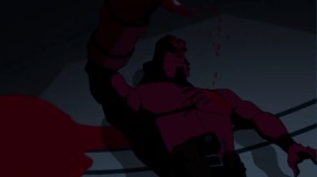 Hellboy-Even Devils Can Bleed!