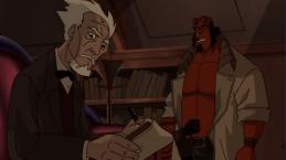 Hellboy-I'm Worried For You, Broom!