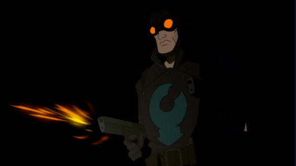 Lobster Johnson-Part Of This World!.png