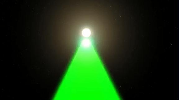 Emerald Empress-I've Got An Eye On A Star!