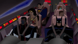 Justice League-Inbound To Our Destination!
