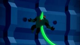 Kilowog-Taken Down By Some Green!