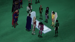 Legion Of Super-Heroes-Respect Across Time!