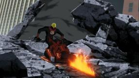 Mano-A Crash-&-Burn Situation!