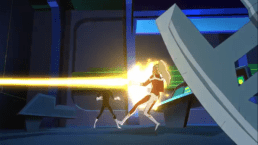 Saturn Girl-I'm Hit!