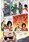 Bill & Ted Go To Hell #1-Right On Time, Rufus!