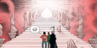 Bill & Ted Go To Hell #3-Are You There God!