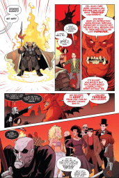 Bill & Ted Go To Hell #3-Go-Go, Genghis Khan!