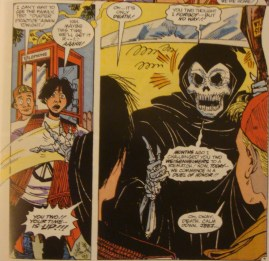 Excellent Comic #5-Rematch With The Reaper!