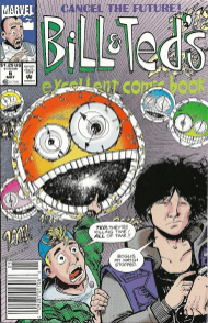 Excellent Comic #6 Cover!