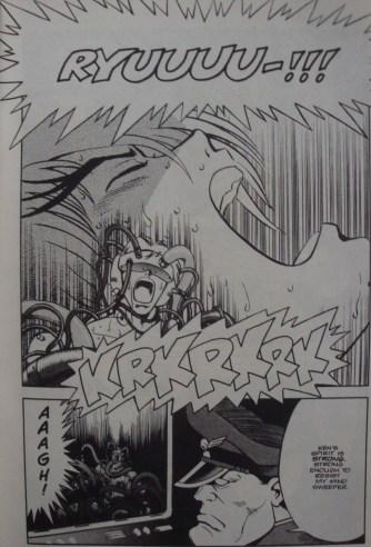 Street Fighter II #2-Mental Invasion!
