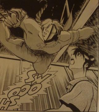 Street Fighter II #3-Ambushed At Home!