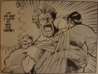 Street Fighter II #3-American-Sized Recovery!