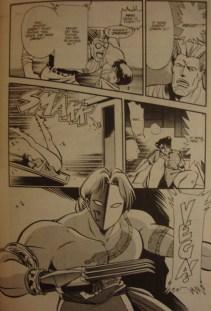 Street Fighter II #4-She's In Trouble!