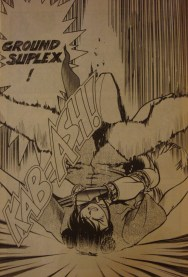 Street Fighter II #4-Spanish Slam!