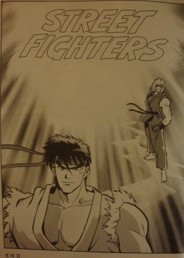 Street Fighter II #6-Peace Out!