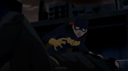 Batgirl-I'll Help You, Batman!
