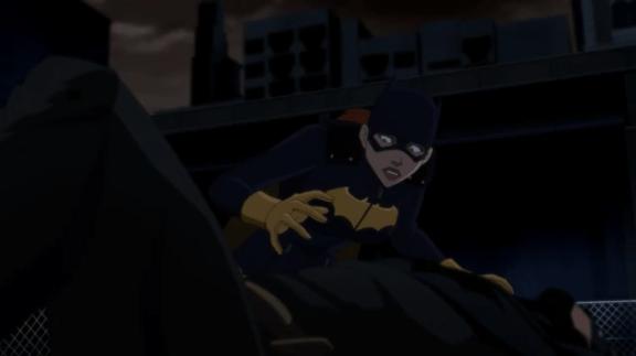 Batgirl-I'll Help You, Batman!