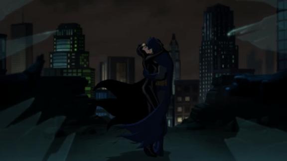 Batman-A Love That Makes Sense!