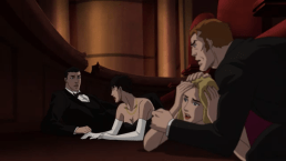 Bruce Wayne-Get The Gals Outta Here, Thomas!