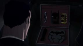 Bruce Wayne-Suit Change!