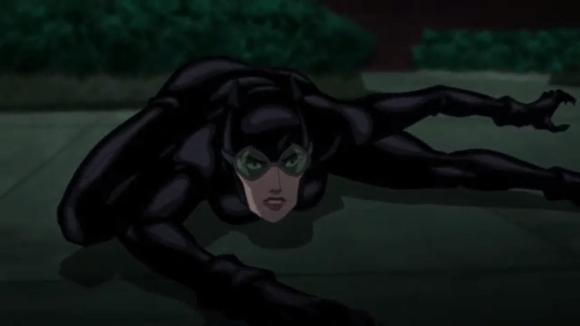 Catwoman-It's On, Plant Lady!