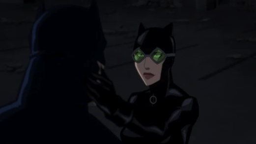 Catwoman-Maybe We'll Rekindle Our Love Someday!